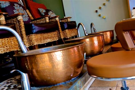 Copper Aromatherapy Bowl fabrizio salon spa gallery