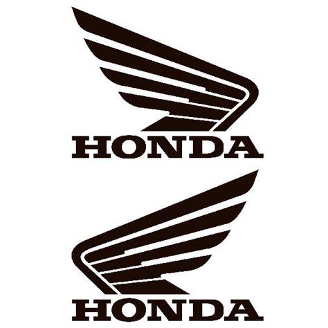 Honda Tank Aufkleber by Aufkleber Kit Honda Mit Fl 252 Gel Tank