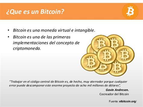 bitcoin que es bitcoin