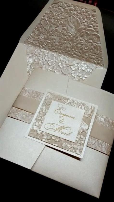 Visca Handbag 25 best ideas about embossed wedding invitations on