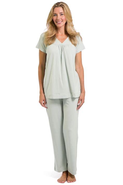 Sanbonnet Shortpants Pajamas s pajamas organic cotton v neck pajama set fishers finery