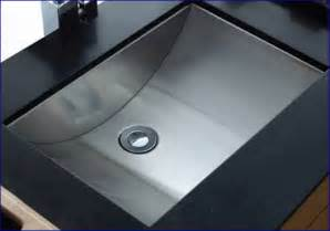stainless steel undermount bathroom sink bathroom sinks the pros and cons braitman design studio