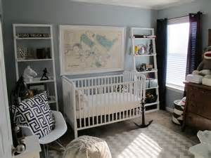 Nursery Decor For Boy Nash S Vintage Navy Nursery Project Nursery