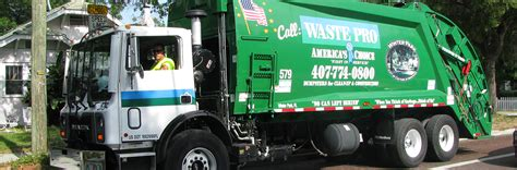 City Of Winter Garden Utilities by Winter Park Waste Pro Usa