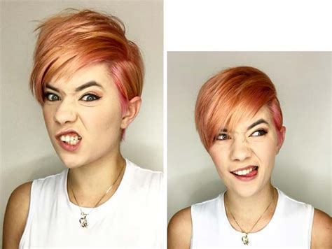 pictures of women swoop hair styles 100 short hairstyles for women pixie bob undercut hair