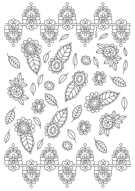 flower collage coloring page 39 best icolor quot flower collages quot images on pinterest