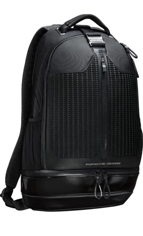 Porsche Design Rucksack by Adidas Porsche Design Bounce S2 Black Backpacks Jpg 590