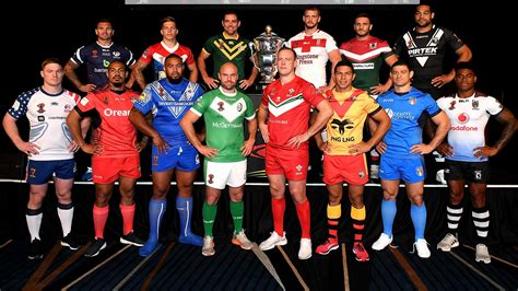best rugby team in the world teams named for rugby league world cup opening matches