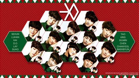 exo christmas wallpaper exo miracles in december2 wallpaper by wichuda