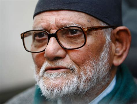biography of a famous person of nepal sushil koirala biography childhood life achievements