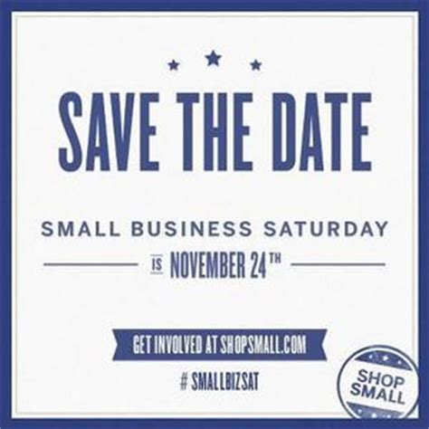 support small business saturday at downtown bristol