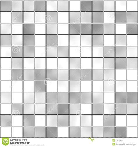 Square Kitchen Floor Plans petite texture grise et blanche de tuiles illustration