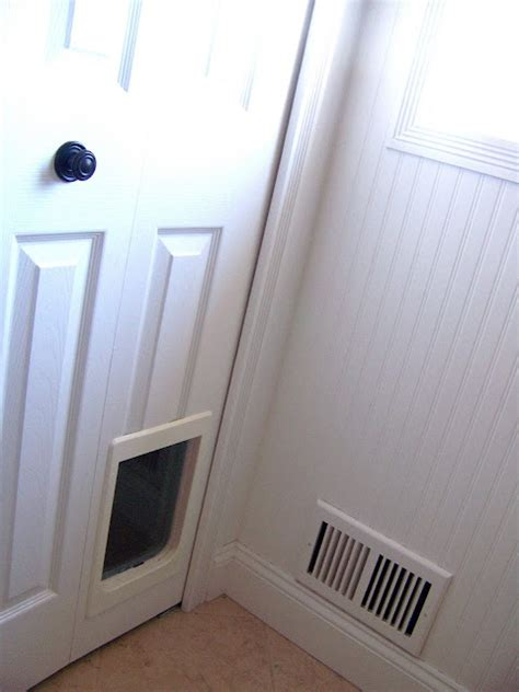 cat bathroom door 17 best images about litter box on pinterest cat litter
