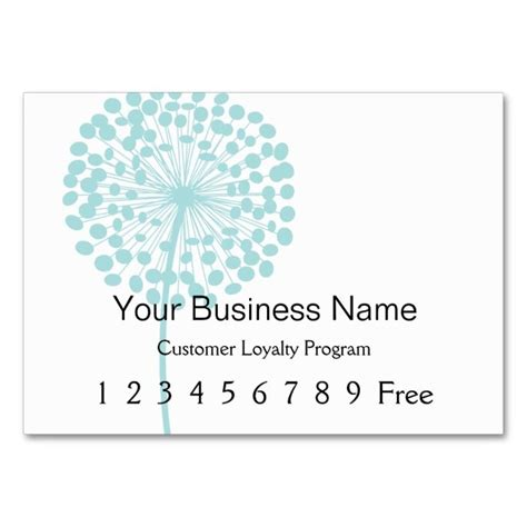 customer punch card template 1570 best images about customer loyalty card templates on