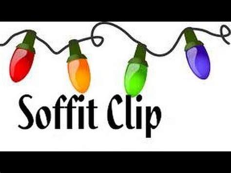metal christmas light clips