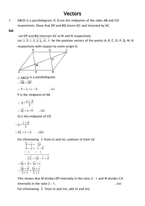 Graphical Addition Of Vectors Worksheet Answers by Component Method Of Vector Addition Worksheet With Answers