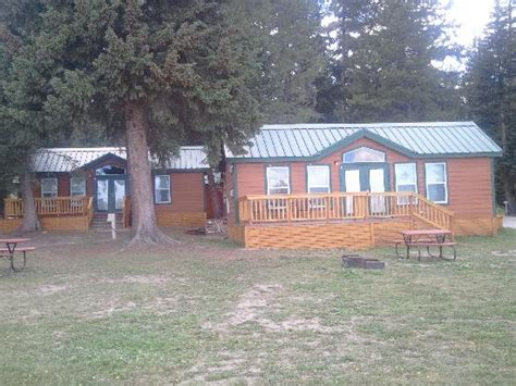 west yellowstone cabins montana cground reviews
