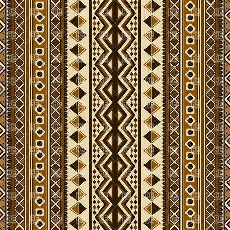 design pattern use ethnic pattern design royalty free vector clip art image