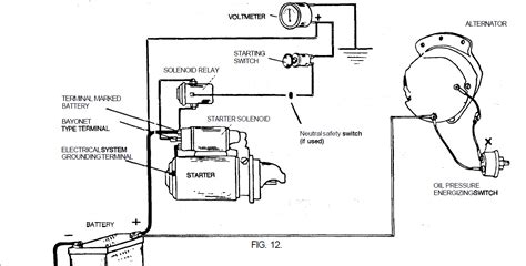 club car starter generator wiring diagram circuit and