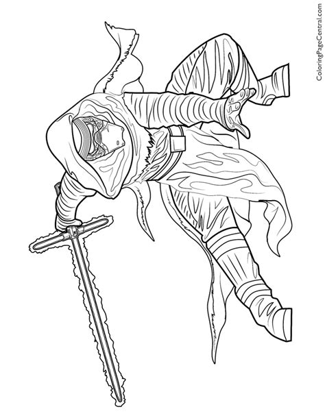 coloring pages kylo ren kylo ren coloring pages coloring coloring pages
