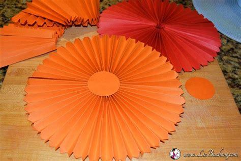 accordion paper flower tutorial accordion pleated paper flower tutorial liz bushong