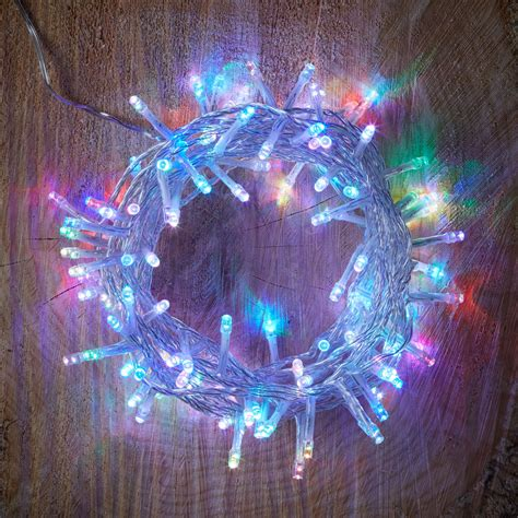 colour changing led string lights departments diy