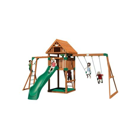 Backyard Discovery Capitol Peak Best Backyard Swing Sets Our Top 10 Picks
