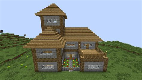 Housr Plans by Minecraft Survival House By Kaliandragonmaster On Deviantart