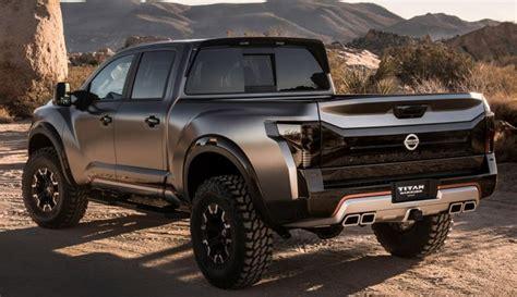 Nissan Warrior 2020 by 2020 Nissan Titan Warrior Release Date Nissan