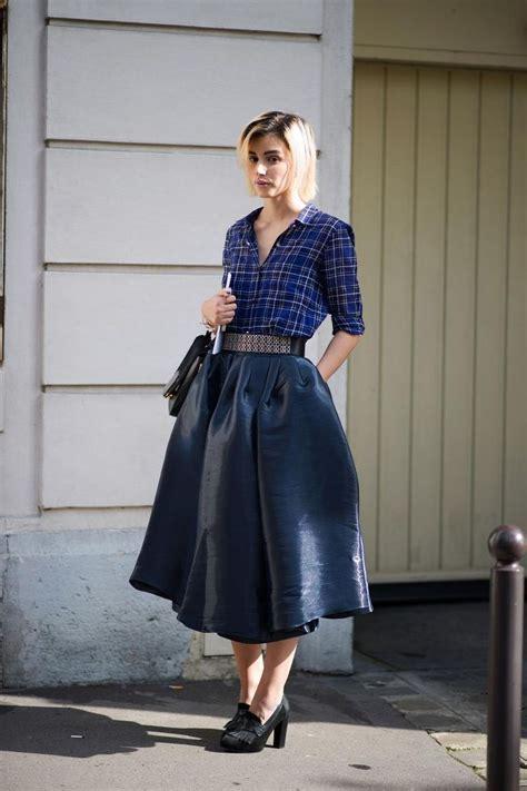 Classic Fashion Big Box Grey Intl skirts is midi the new mini the fashion tag