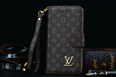 louis vuitton leather wallet phone case  samsung galaxy   phone swag