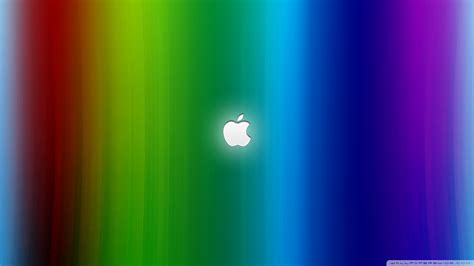 wallpaper apple rainbow download rainbow apple wallpaper 1920x1080 wallpoper 450916