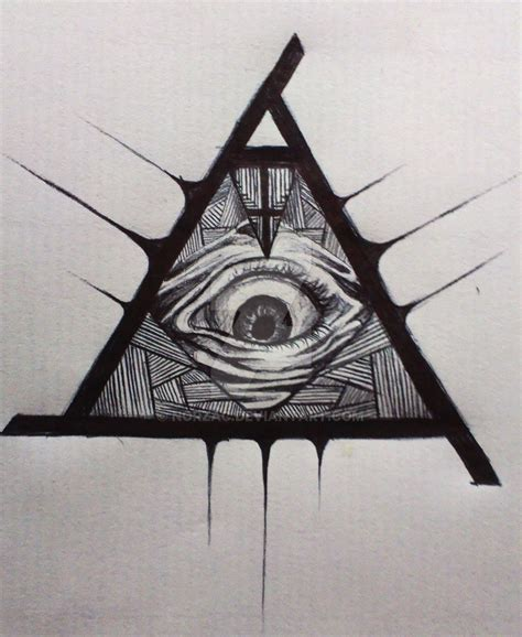 the all seeing eye by norzac on deviantart
