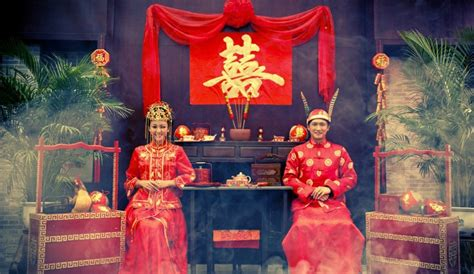 Wedding China by Most Strange Customs And Traditions Of Wedding Ceremony In