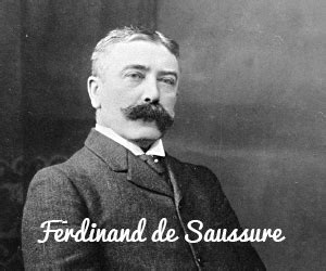 biography of ferdinand de saussure saussure the procrastinator language on the move