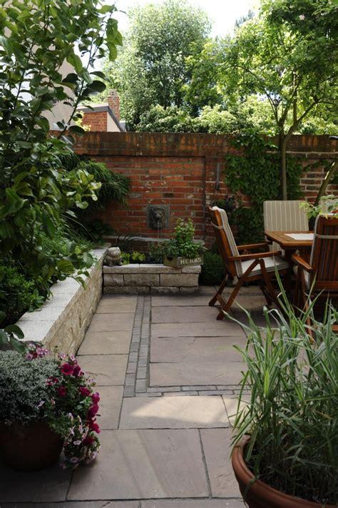 garten innenhof gestalten kleine g 228 rten patio atrium zinsser gartengestaltung