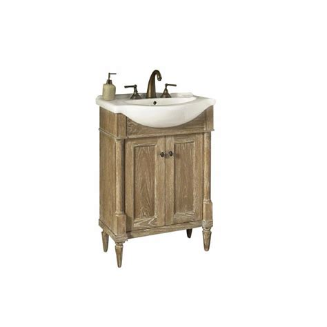 fairmont designs rustic chic 26 quot vanity and sink set 142