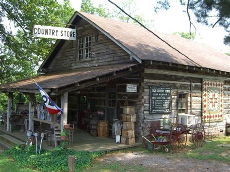the hitching post old country store at kentucky lake