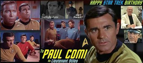 actor paul comi 1000 images about star trek characters actors actress