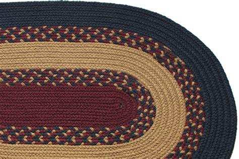 navy braided rug 1812 navy camel burgundy braided rug