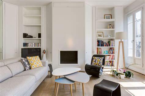 Merveilleux Idee Deco Salon Sejour Photo #6: Salon-deco-dans-appart-haussmannien-renove_5411043.jpg