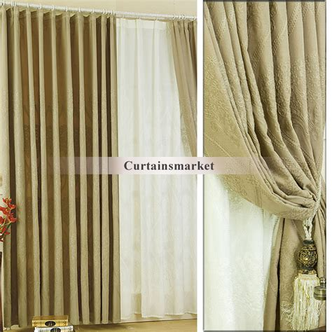 floral cotton curtains decorative floral cotton linen curtains with embroidery