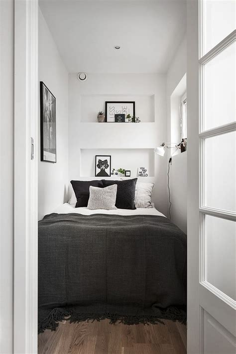 25 best ideas about tiny bedrooms on pinterest bed