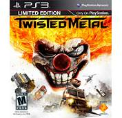 Twisted Metal  PlayStation 3 IGN
