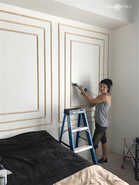 install modern wall molding modern wall paneling
