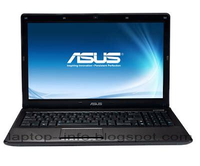 Dan Spesifikasi Laptop Acer Intel I5 by Laptop Asus A42j I5 430m Processor Harga Dan