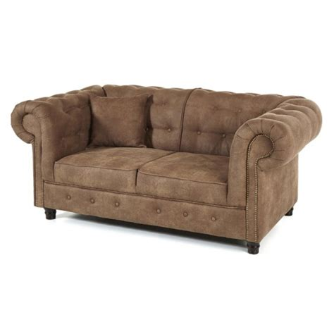 canape couleur taupe canap 233 2 places chesterfield couleur taupe