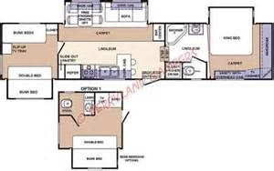 cardinal fifth wheel floor plans 2007 cardinal 362bhle 5th wheel for sale stock no n090500