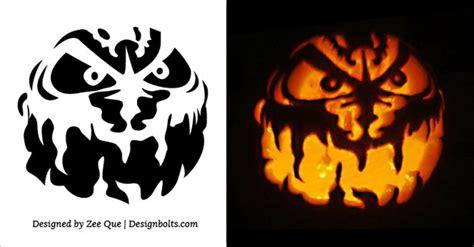 Printable Pumpkin Carving Patterns