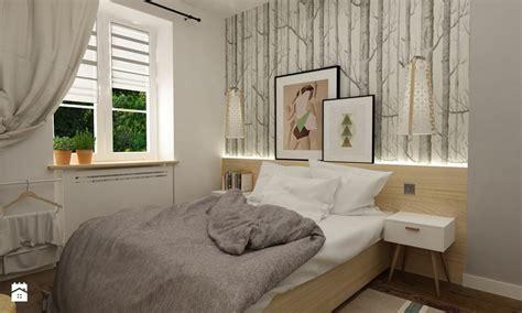 schlafzimmer 10m2 metamorfoza mieszkania 50 m2 w kamienicy mała sypialnia